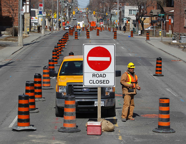 Ottawa Road Construction Security Guards Companies