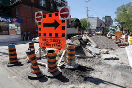 Ottawa Road Construction - Security Guards Companies