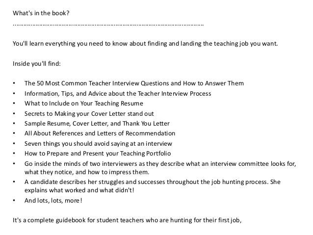 trading interview questions and answers pdf